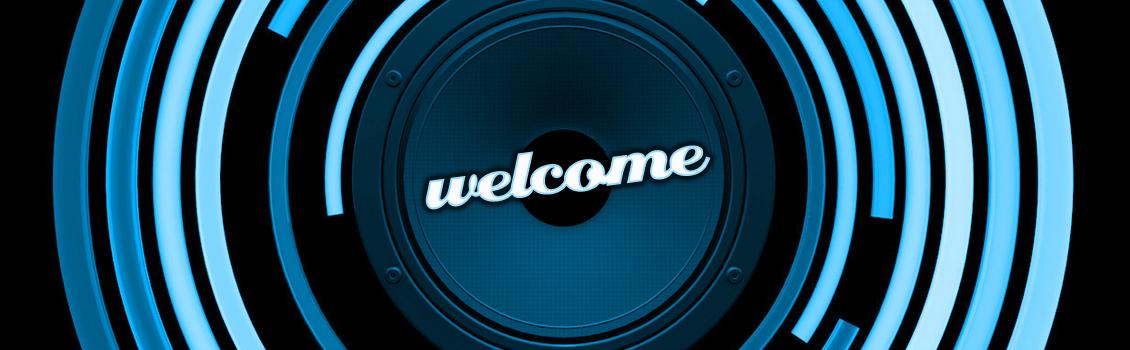 Radio JJ welcome